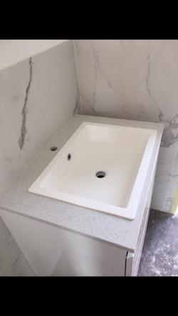 fürdőszoba pult