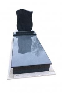 Kobra szimpla sírkő