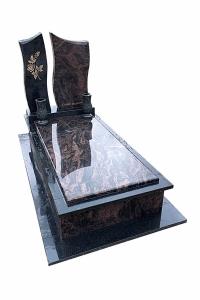 Royal Black - Aurora szimpla sírkő