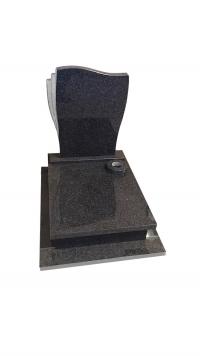 Impala gránit urna sírkő