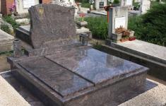 Dupla sírkövek