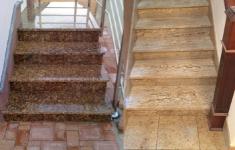 Ablakpárkányok és lépcsők